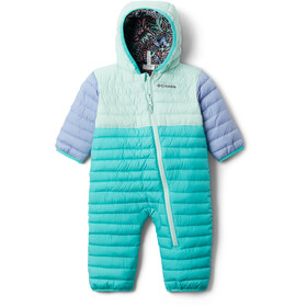 Columbia Powder Lite Mono Reversible Bebés, dolphin/sea ice/empress